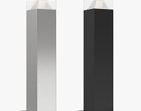 37790x Raggio Lightstar LED street lamp 3D model