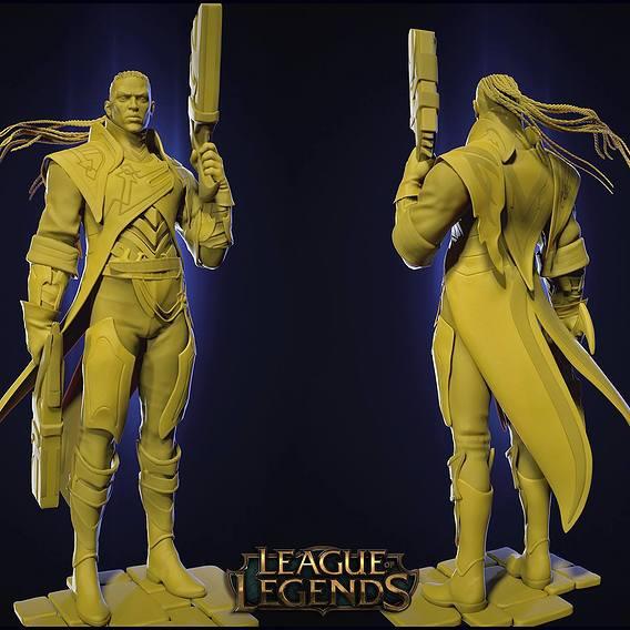 Lucian (League of Legends)