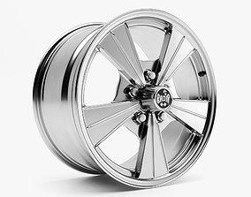 3D model Radir Tri Rib Wheel