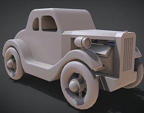 1935 Five-Window Hot Rod 3D print model