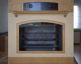 3D Restart Oven EFE601B