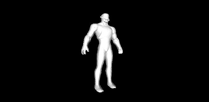 body language homme