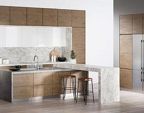 3D model Kitchen 11