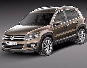 Volkswagen Tiguan 2012 3D