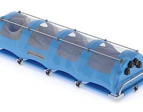 Bio Protection Transportation Hub 3D model