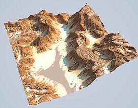 3D rocks Detailed Canyon Model 2