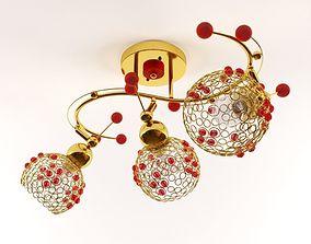 3D printable model My chandelier