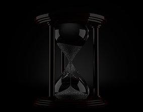 sand Hourglass 3D model
