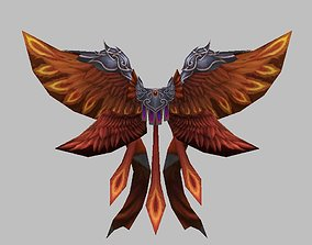 3D model Eagle Wing