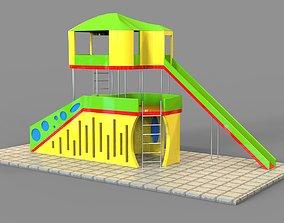 3D model equipment hobby Playground