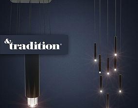 3D Chandelier tradition copenhagen 001