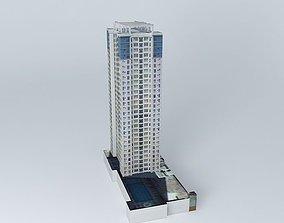Patria Park 3D model