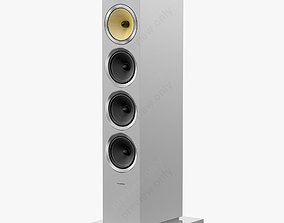 Bowers and Wilkins CM10 S2 Satin White 3D model