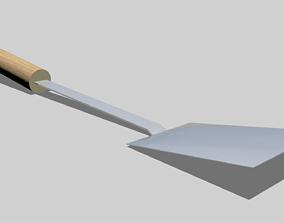 BBQ Spatula 3D model