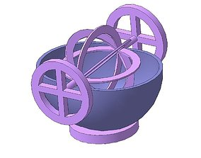 Rotor 3D print model