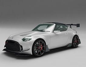 3D model Toyota S-FR Racing Concept Car