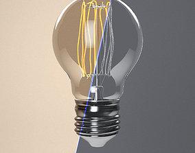 3D Spherical Bulb