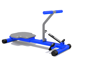 3D model low-poly Kid Play Fitness