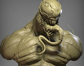 antihero 3D printable model Venom