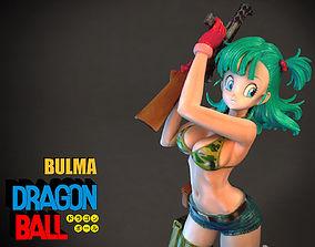 Bulma 3D model