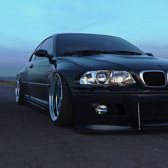 BMW M3 @m.ti