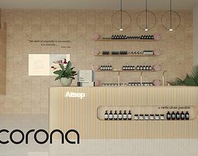 3D model Aesop Cosmetics Store Design