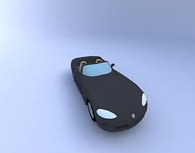Dodge Viper 1999 3D model