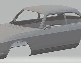 Alfa Romeo Giulia Sprint Printable Body Car
