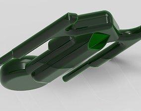 3D print model Toy space ship