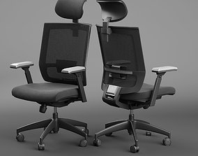 3D Office chair T04 Z MAX