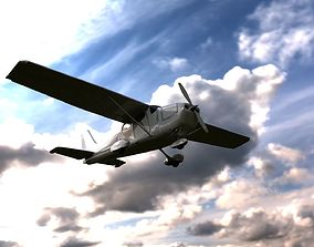 3D Cessna 172
