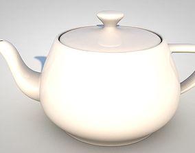 cookware Teapot 3D model