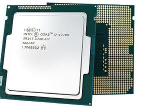 Intel Core i7 4770K 3D computer