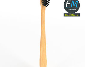 3D model Bamboo toothbrush