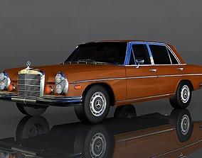 3D model 1972 Mercedes-Benz 300