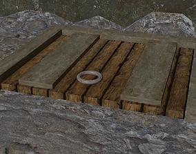 3D model Trapdoor