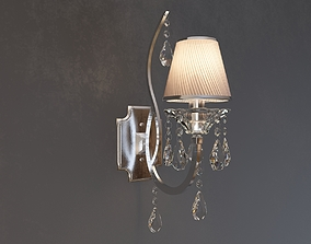 Chandelier crystal COLOSSEO 80314 1w 3D model