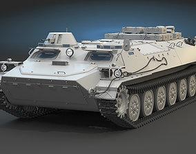 MT-LB High Poly 3D model