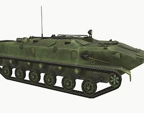 3D asset game-ready BTR-D