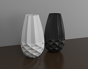 Decoration Vase 3D