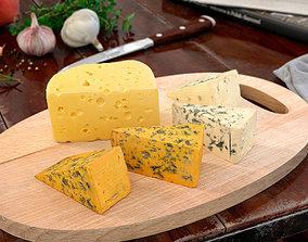cheese 46 AM151 3D