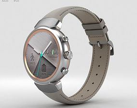 3D Asus Zenwatch 3 Silver