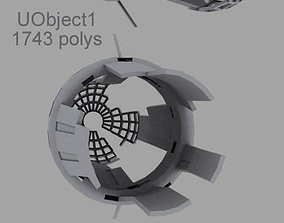 Unknown object 3D