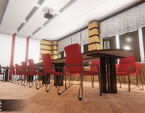 3D model Conference hall - office