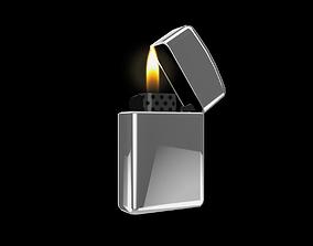 Lighter 3D asset