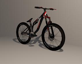 Mountain Bike 4 3D model
