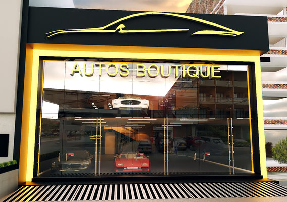 Autos Boutique facade