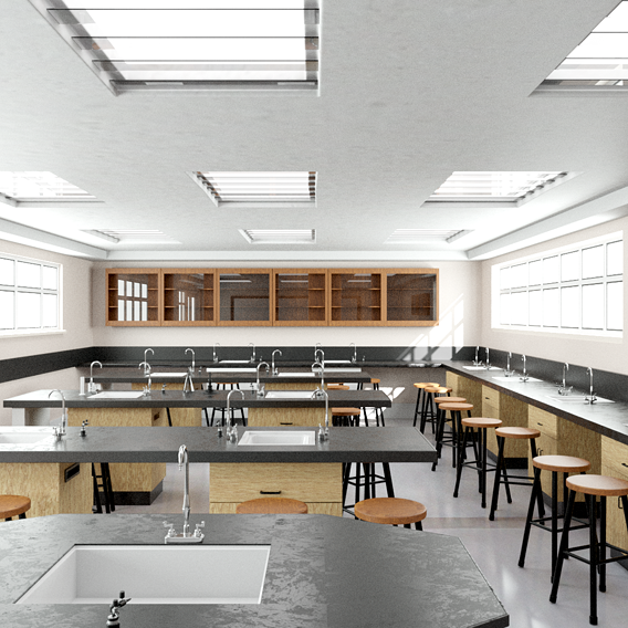 High School Laboratory