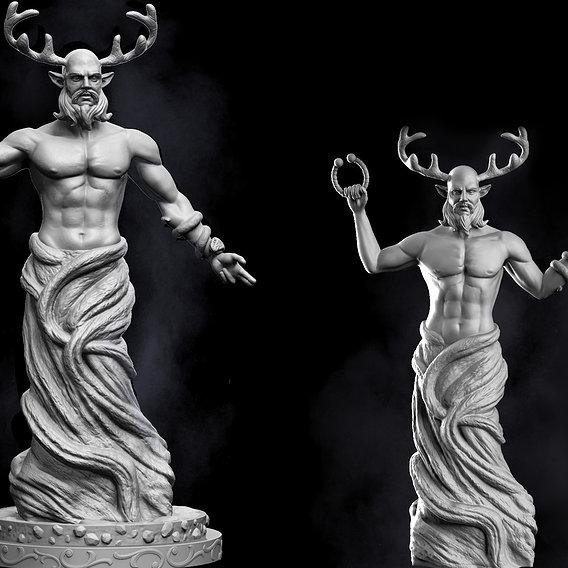 Cernunnos Horned God