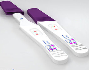 pregnancy tester 3D model